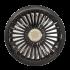 Car Wheel Black Car Clip Diffuser