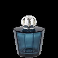 Blue Crystal Lampe Berger