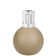 Tan Ball Lampe Berger