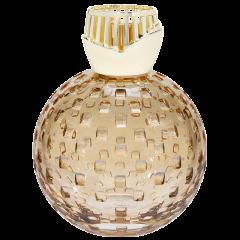 Crystal Globe Beige Lampe Berger Art Edition