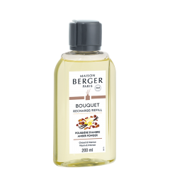 Amber Powder Scented Bouquet Refill 200ml