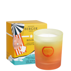Coconut Monoï scented candle - Blissful Collection