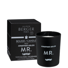 Wilderness Mr. Scented Candle