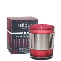 Strawberry Amphora Scented Candle