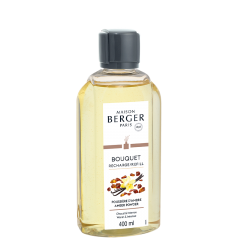 Amber Powder Scented Bouquet Refill 400ml