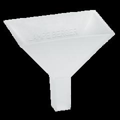 Transparent funnel