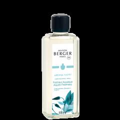 Aroma Happy Aquatic Freshness Lampe Berger Refill 500ml