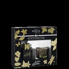 Duo mini Bouquet & Candle Lolita Lempicka Black Edition