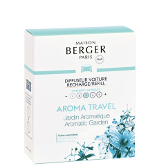 Aroma Travel Car Diffuser Refills