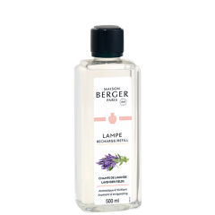 Lavender Fields Lampe Berger Refill 500ml